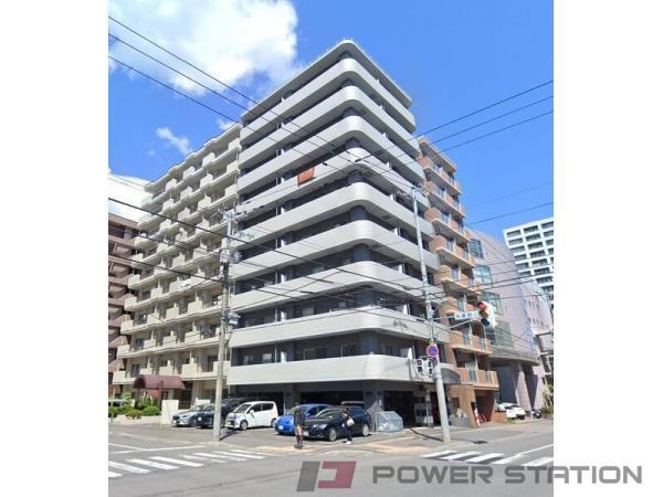 札幌市中央区大通西18丁目0賃貸マンション外観写真