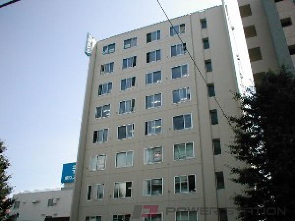 札幌市中央区大通西15丁目0分譲リースマンション外観写真