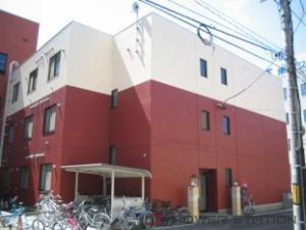 札幌市中央区大通西14丁目0賃貸マンション外観写真