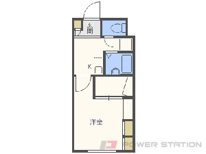 札幌市中央区大通西14丁目0賃貸マンション間取図面