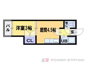 札幌市中央区北1条西10丁目1賃貸マンション間取図面