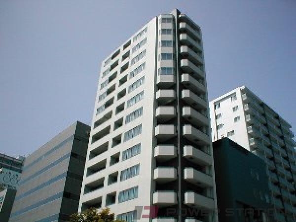 札幌市中央区大通西8丁目1分譲リースマンション外観写真