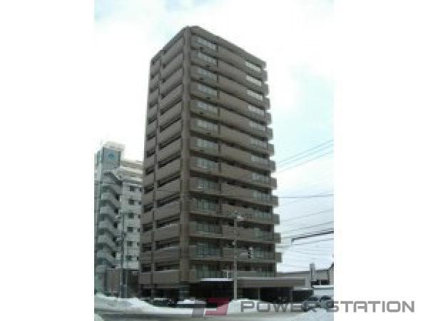 札幌市中央区南2条東5丁目0分譲リースマンション外観写真