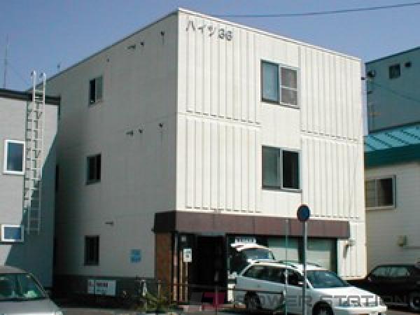札幌市中央区南3条東6丁目1賃貸マンション外観写真