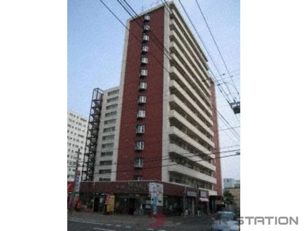 札幌市中央区南2条東6丁目0分譲リースマンション外観写真