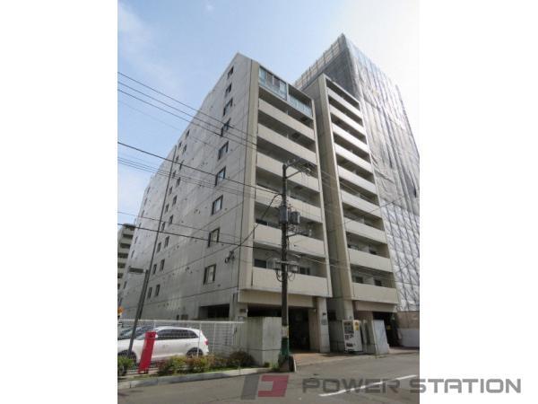 札幌市中央区南3条東3丁目1賃貸マンション外観写真