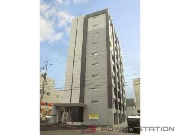 札幌市中央区大通東8丁目1賃貸マンション外観写真