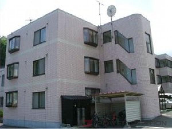 札幌市中央区宮の森3条12丁目1賃貸マンション外観写真