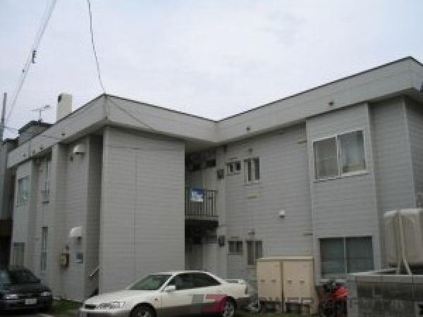 札幌市中央区宮の森2条10丁目0賃貸アパート外観写真