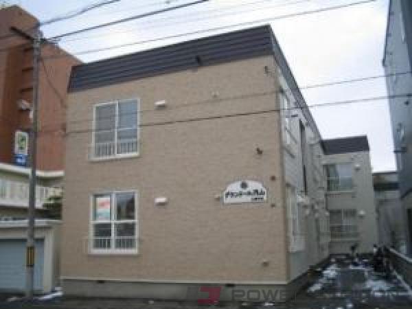 札幌市中央区大通西28丁目0賃貸アパート外観写真