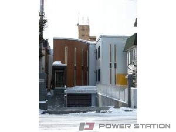 札幌市中央区南2条西26丁目0賃貸マンション外観写真