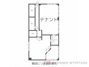 札幌市中央区大通西25丁目0賃貸マンション間取図面