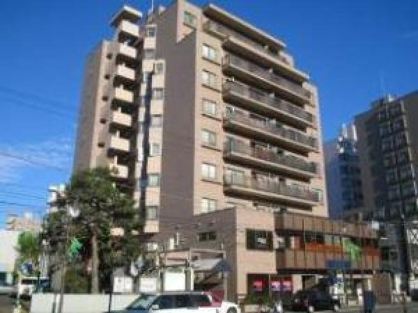札幌市中央区北1条西23丁目0分譲リースマンション外観写真