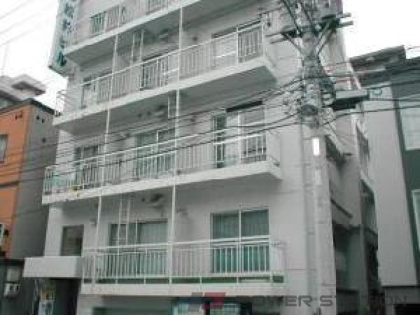 円山公園1Rマンション外観