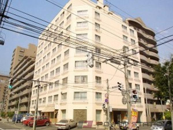 札幌市中央区南1条西23丁目0分譲リースマンション外観写真