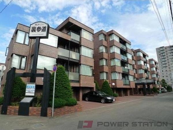 札幌市中央区南2条西25丁目0賃貸マンション外観写真
