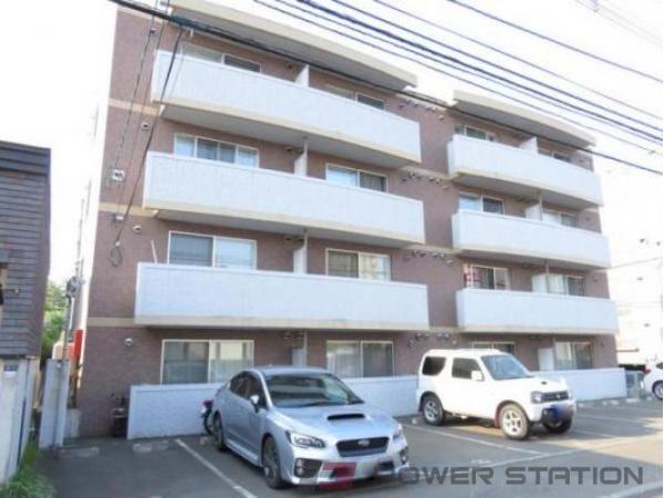 札幌市中央区南3条西21丁目0賃貸マンション外観写真