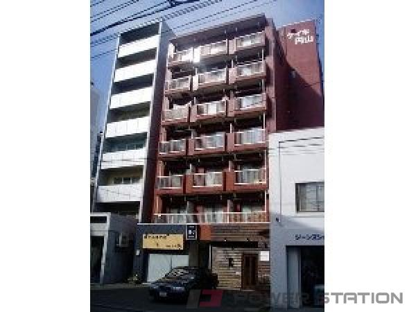 札幌市中央区南1条西22丁目0賃貸マンション外観写真