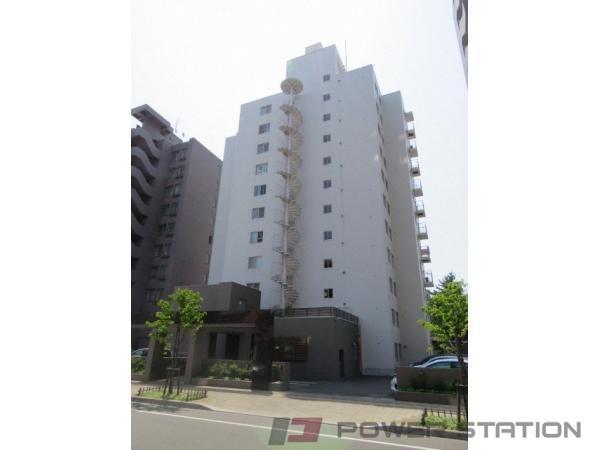 札幌市中央区南2条西21丁目0分譲リースマンション外観写真