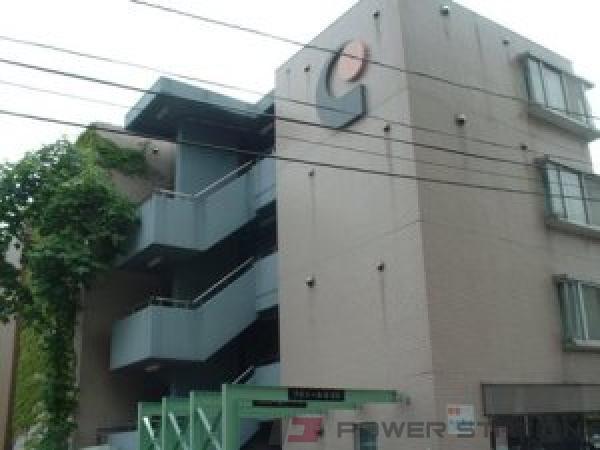 札幌市中央区南3条西20丁目0賃貸マンション外観写真