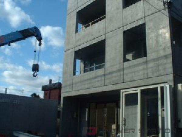 札幌市中央区南3条西22丁目0賃貸マンション外観写真