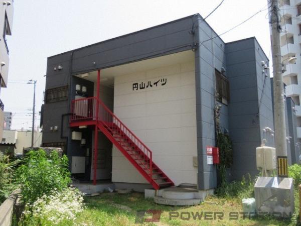 札幌市中央区南4条西20丁目0賃貸アパート外観写真