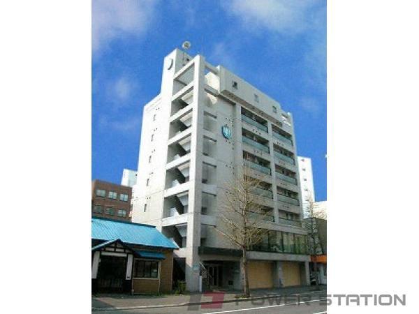札幌市中央区大通西17丁目0賃貸マンション外観写真