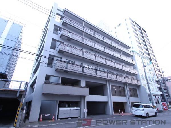 札幌市中央区南1条西17丁目0分譲リースマンション外観写真