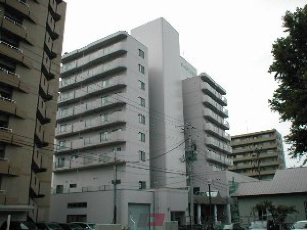 札幌市中央区南1条西19丁目0賃貸マンション