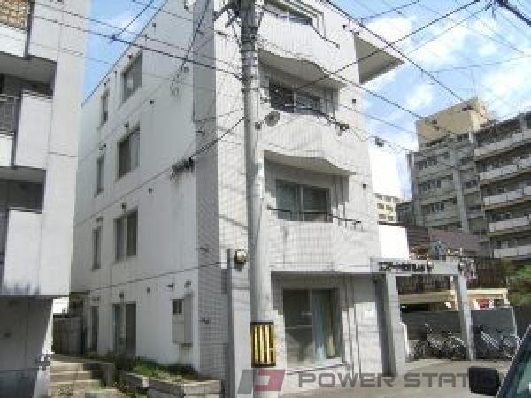 札幌市中央区南4条西16丁目0賃貸マンション外観写真