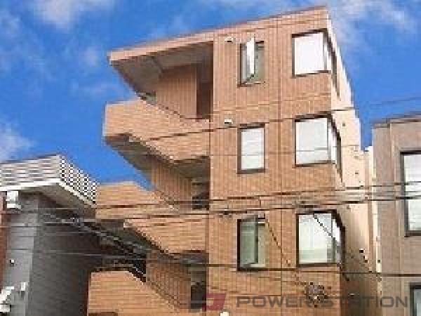 札幌市中央区南4条西14丁目0分譲リースマンション外観写真