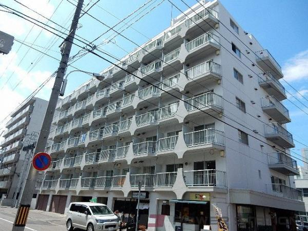 札幌市中央区南2条西13丁目0分譲リースマンション外観写真