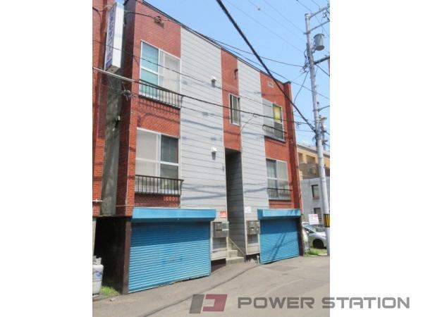 札幌市中央区南4条西11丁目0賃貸アパート外観写真