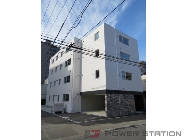札幌市中央区南6条西26丁目0賃貸マンション外観写真