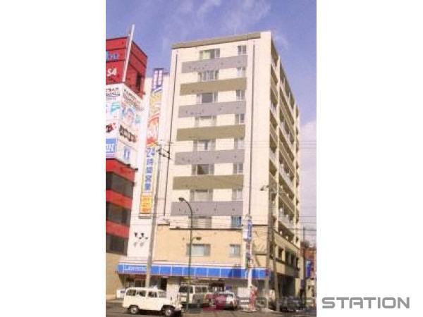 札幌市中央区南4条西10丁目0賃貸マンション外観写真