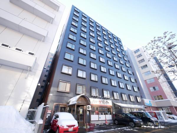 札幌市中央区南4条西10丁目0分譲リースマンション外観写真