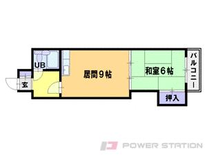 札幌市中央区南3条西7丁目0分譲リースマンション間取図面
