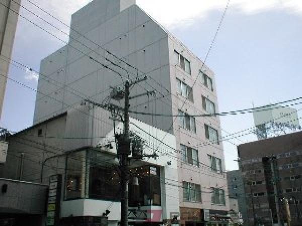 札幌市中央区南4条西1丁目0賃貸マンション外観写真