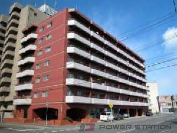 札幌市中央区南6条東2丁目0分譲リースマンション外観写真