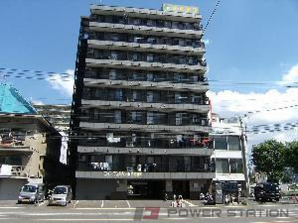 マンション・セントポーリア拾番館