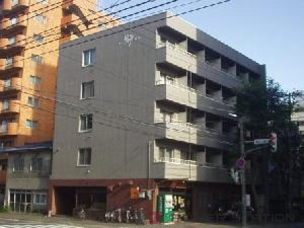 札幌市中央区南4条東4丁目0分譲リースマンション外観写真