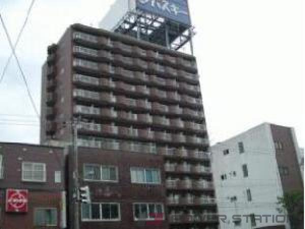 バスセンター前3LDKマンション外観