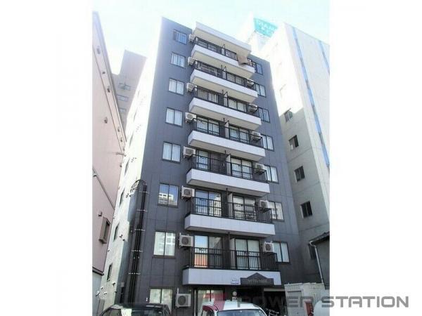 札幌市中央区南5条東3丁目0賃貸マンション外観写真