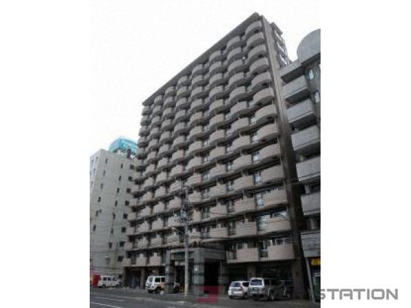 札幌市中央区南5条東3丁目1賃貸マンション外観写真