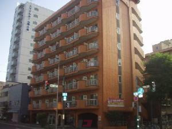 札幌市中央区南4条東3丁目0賃貸マンション外観写真