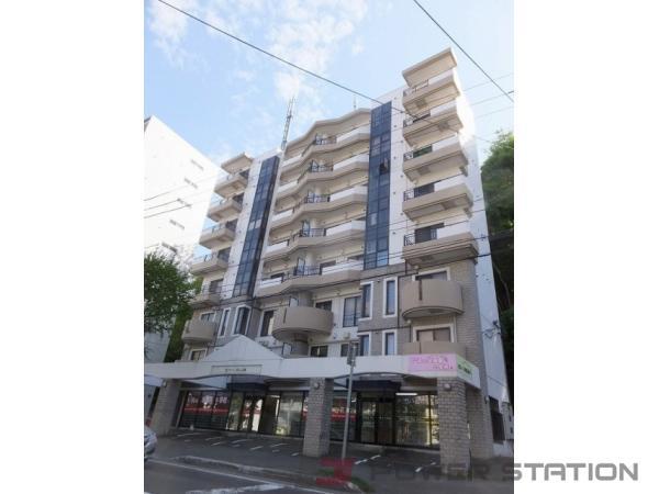 札幌市中央区南6条西26丁目1賃貸マンション外観写真