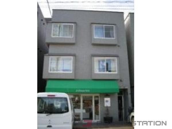 札幌市中央区南3条西24丁目0賃貸アパート外観写真