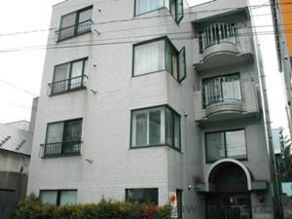 札幌市中央区南4条西23丁目0賃貸マンション外観写真