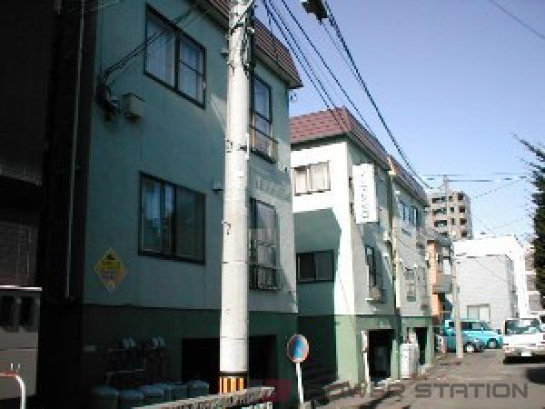 札幌市中央区南6条西23丁目0賃貸アパート外観写真
