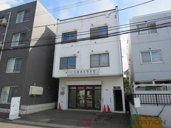 札幌市中央区南5条西25丁目0賃貸マンション外観写真